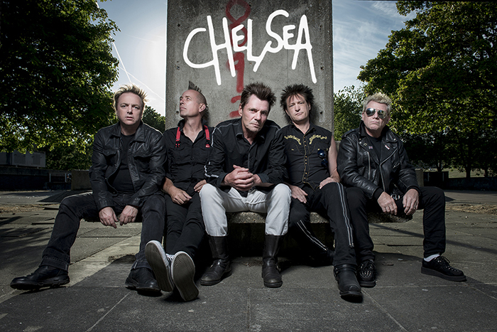 The Chelsea Punk Band Home